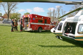 LifeFlight: There When Needed