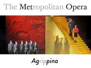 Opera Preview at the Grand - Agrippina