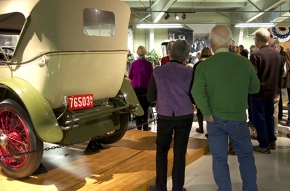 ASC Fall Party at Seal Cove Auto Museum